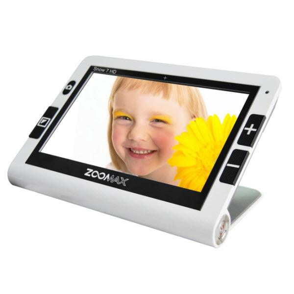 Handheld Video Magnifiers.Snow 7 HD